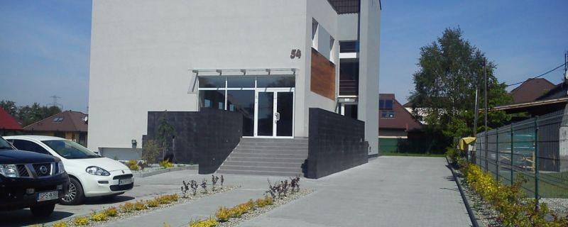 Blok mieszkalny – Katowice-Kostuchna